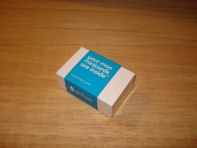 Moo MiniCard Box