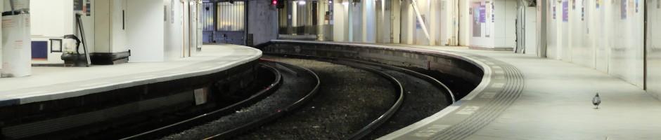 New Street Station Platform 12B